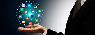 Réseaux sociaux entreprise - site internet